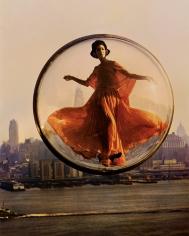 Melvin Sokolsky, Over New York, 1963