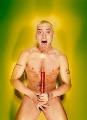 David LaChapelle,  Eminem: About to Blow, New York, 1999