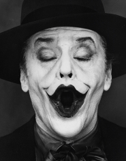 Herb Ritts, Jack Nicholson I, London, 1988