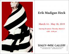 Erik Madigan Heck, Exhibition Invitation