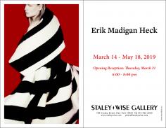 Erik Madigan Heck, Exhibition Invitation