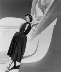 Louise Dahl-Wolfe, Halter dress by Brigance, 1954, Palm Beach