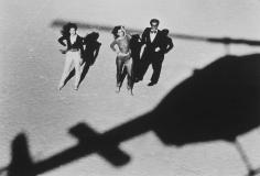 Chris von Wangenheim, Gia and models, California Desert, VOGUE, 1979