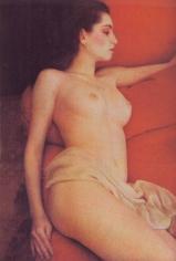 Sheila Metzner,  Mahal. Mermaid. 1980