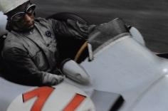 Jesse Alexander, Stirling Moss, Grand Prix of Belgium, Spa, Belgium, 1955
