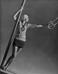 George Hoyningen-Huene, Alicia in Swimwear by Patou, 1928