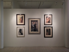 Sheila Metzner, Exhibition View