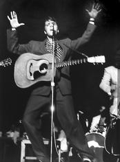 John Hamilton, Elvis Presley, Las Vegas, 1956