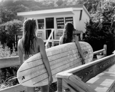 Michael Dweck, Brittany and Julia, Montauk, 2011