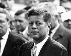 Harry Benson, John F. Kennedy, Paris, 1961