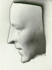 Man Ray Death Mask of Modigliani, 1928