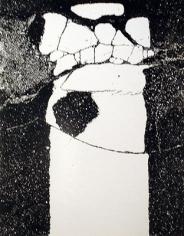 Lillian Bassman, Crack Series, A, New York City, c. 1970