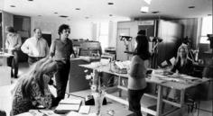 Photographer Unknown, Bert Stern and studio staff, New York, circa 1960