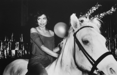 Rose Hartman, Bianca Jagger's Birthday, Studio 54, New York, 1977