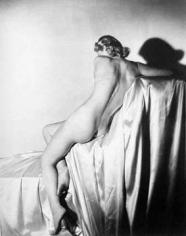 Horst,  Lisa on Silk, New York, 1940