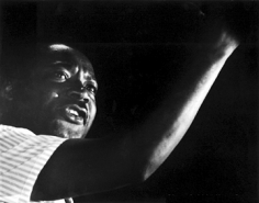 Harry Benson Martin Luther King Jr, Canton, Mississippi, 1966