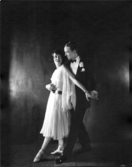 James Abbe, Adele and Fred Astaire, circa 1920