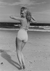 Andre de Dienes, Marilyn Monroe, Tobay Beach, New York, 1949