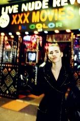 Stephanie Pfriender Stylander, Kate Moss, XXX, Harper's Bazaar Uomo, New York, 1992
