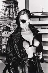 Helmut Newton, Bergstom, Paris, 1976