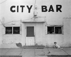 Kurt Markus, Pat's City Bar, Mosquero, New Mexico, 1983