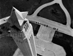 Margaret Bourke-White, San Jacinto Monument,  Houston, Texas, 1952