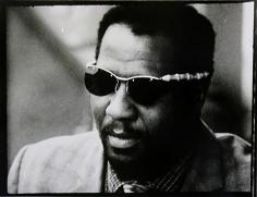 Bert Stern, Thelonius Monk, Newport Jazz Festival, 1958