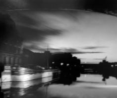 Raymond Voinquel, Canal De L'ourcq A Paris, 1945
