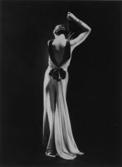 George Hoyningen-Huene, Toto Koopman in a dress by Augusta Bernard, Paris, 1933
