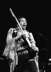 George Kalinsky, Jimi Hendrix, May 18, 1969