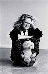 Priscilla Rattazzi, Glenn Close and Gaby