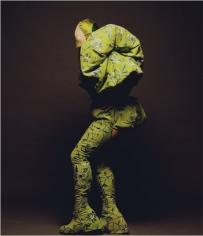 Fergus Greer Leigh Bowery: Session 3, Look 11, 1990