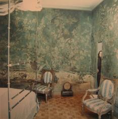 Horst, Baroness Pauline de Rothschild in her Paris apartment, 1969