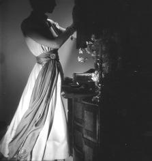 Louise Dahl-Wolfe  Italian Silk Sash, 1950