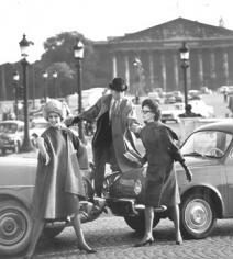 Rico Puhlmann, Paris, 1961