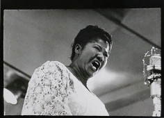 Bert Stern, Mahalia Jackson, Newport Jazz Festival, 1958