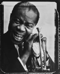 Bert Stern, Louis Armstrong, 1957