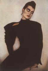 Sheila Metzner, Brooke Shields. 1985