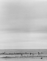 Michael Dweck, Waiting, Ditch Plains, Montauk, 2002