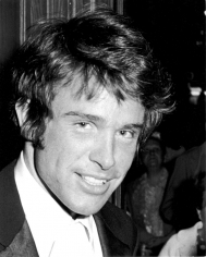 Ron Galella, Warren Beatty, 40th Annual Academy Awards After Party, The Bistro, Beverly Hills, 1968