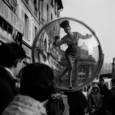 Melvin Sokolsky, Du Taxi, Paris, 1963