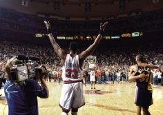 George Kalinsky, Knicks Victorious, 1994