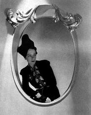 Horst P. Horst, Elsa Schiaparelli, New York, 1936