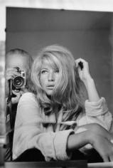 Peter Basch, Monica Vitti, Rome, c. 1960