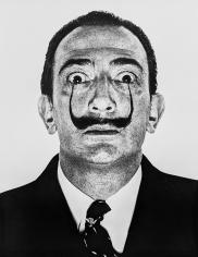 Philippe Halsman, Dali's Moustache, 1953