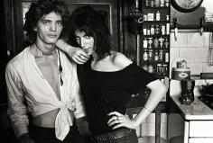 Norman Seeff, Robert Mapplethorpe & Patti Smith, New York, 1969