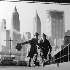 Norman Parkinson, East River Drive, New York, 1955
