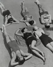 George Hoynigen-Huene, Swimwear by Patou, Molyneux and Yrande, 1930