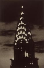 Sheila Metzner, Chrysler Building. New York City. 2000.