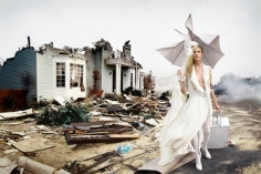David LaChapelle, When The World Is Through, 2005